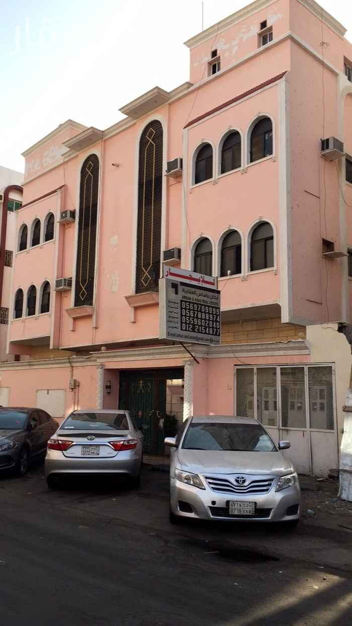 شقة للإيجار في شارع اسحاق الشيباني ، حي الربوة ، جدة ، جدة