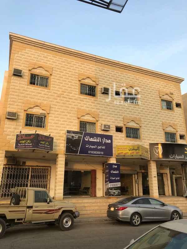 شقة للإيجار في طريق عمر بن الخطاب ، حي الإسكان ، بريدة