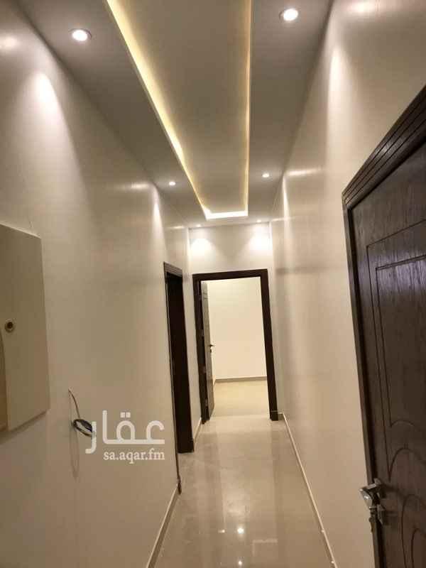 شقة للإيجار في شارع صحار بن عياش ، حي المهدية ، الرياض ، الرياض