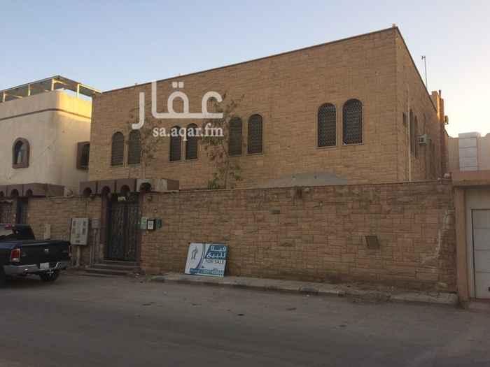 فيلا للبيع في شارع ابن زيادة ، حي صلاح الدين ، الرياض