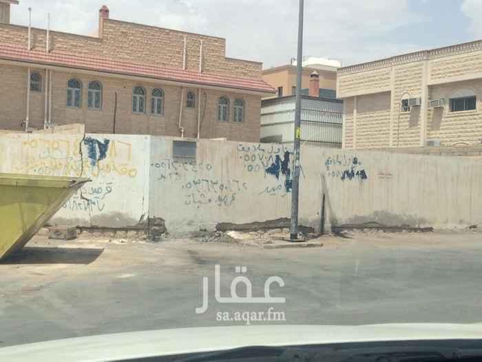 أرض للبيع في شارع ابي دجانة ، حي صلاح الدين ، الرياض ، الرياض