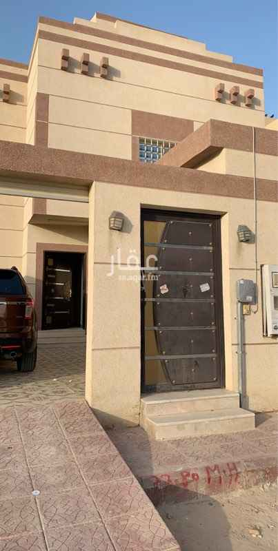 دور للإيجار في شارع احمد بن الخطاب ، الرياض ، الرياض