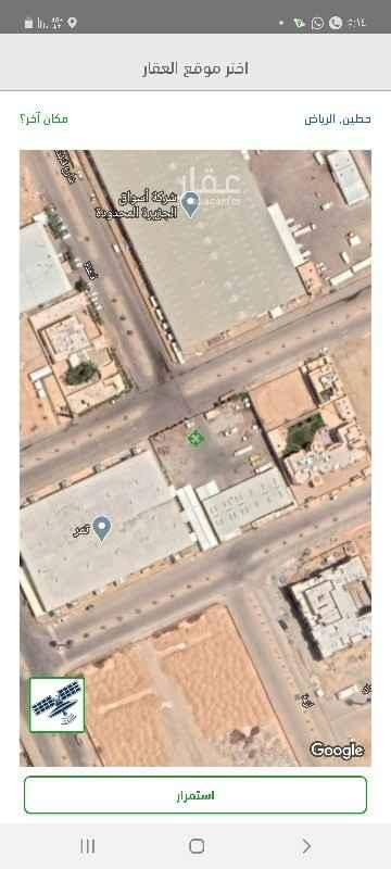 أرض للبيع في شارع قنفذة ، حي حطين ، الرياض ، الرياض