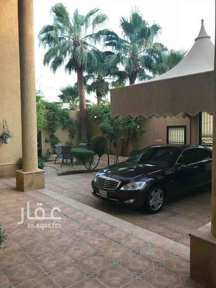 فيلا للبيع في شارع نخال ، حي اشبيلية ، الرياض ، الرياض