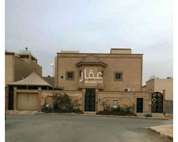 فيلا للبيع في شارع الشيخ عبدالله المخضوب ، حي الوادي ، الرياض ، الرياض