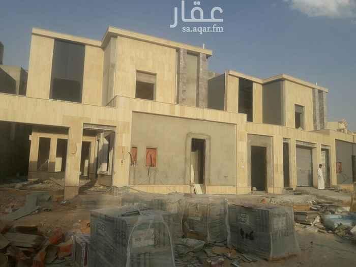فيلا للبيع في شارع صافي النحوي ، حي الرمال ، الرياض ، الرياض