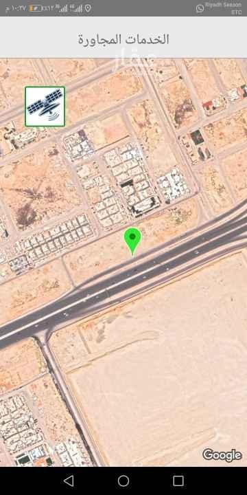 أرض للبيع في شارع العمارية ، حي القيروان ، الرياض