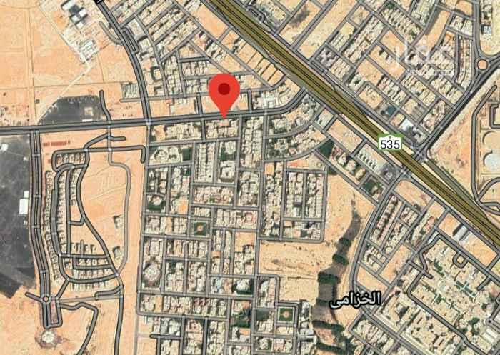 أرض للبيع في شارع رفايع الشعراء ، حي الخزامى ، الرياض ، الرياض