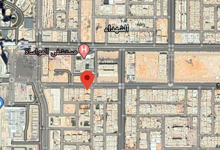 أرض للبيع في شارع العلمين ، حي غرناطة ، الرياض ، الرياض