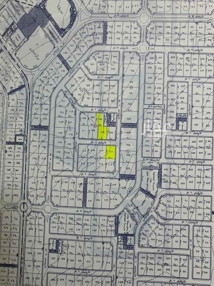 أرض للبيع في شارع رقم 169 ، حي الملقا ، الرياض ، الرياض