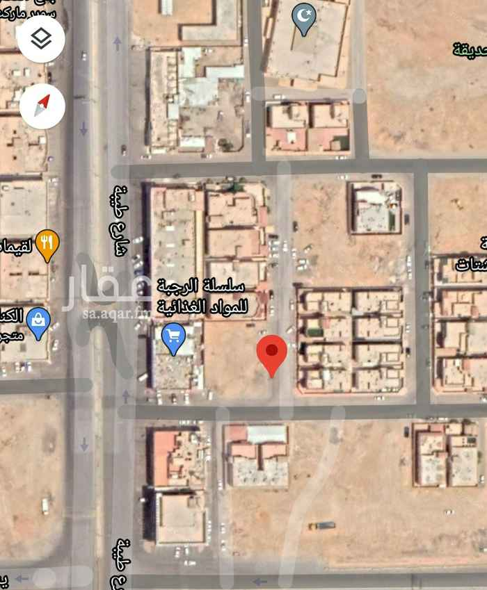 أرض للبيع في شارع طيبة ، حي ظهرة لبن ، الرياض ، الرياض