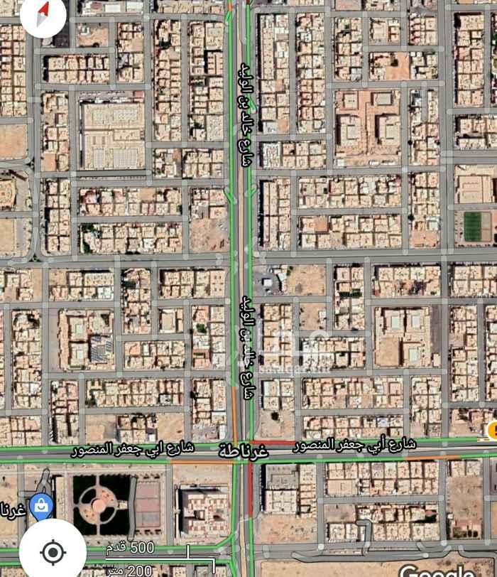 أرض للبيع في الرياض ، حي غرناطة ، الرياض