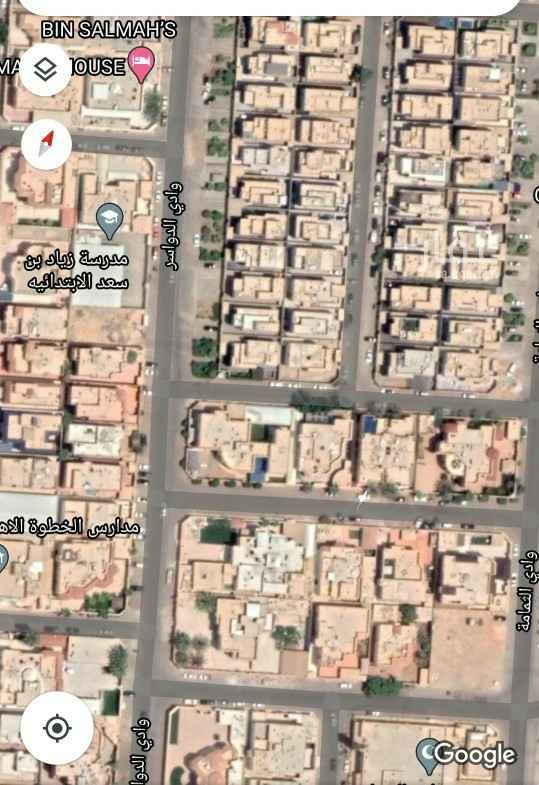أرض للبيع في شارع تثليث ، حي الصحافة ، الرياض ، الرياض