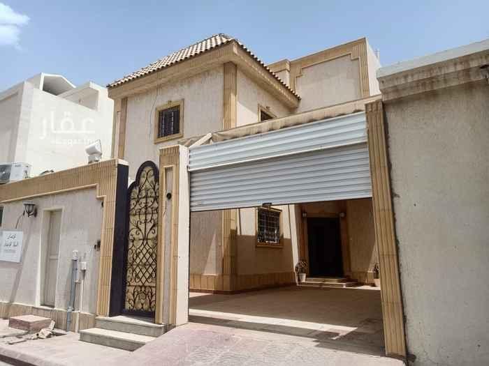 فيلا للإيجار في شارع العمرة ، حي الملقا ، الرياض ، الرياض