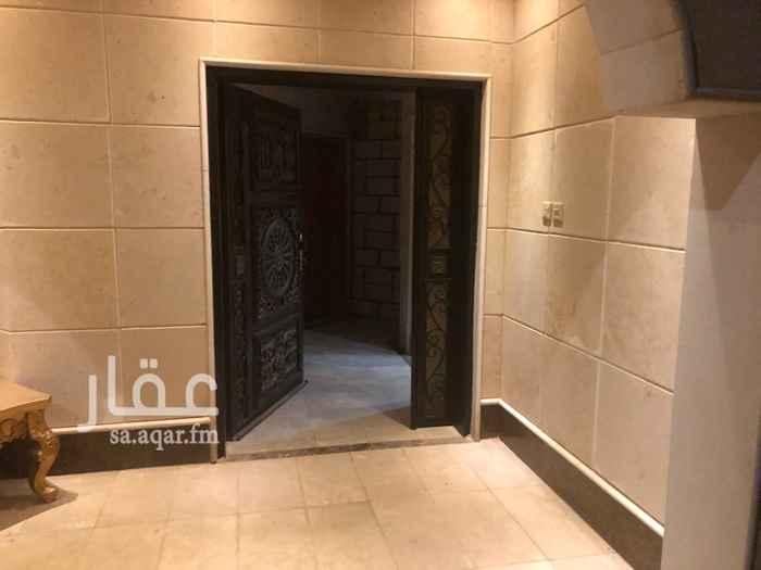 شقة للإيجار في شارع المشتل ، حي الزهرة ، الرياض ، الرياض