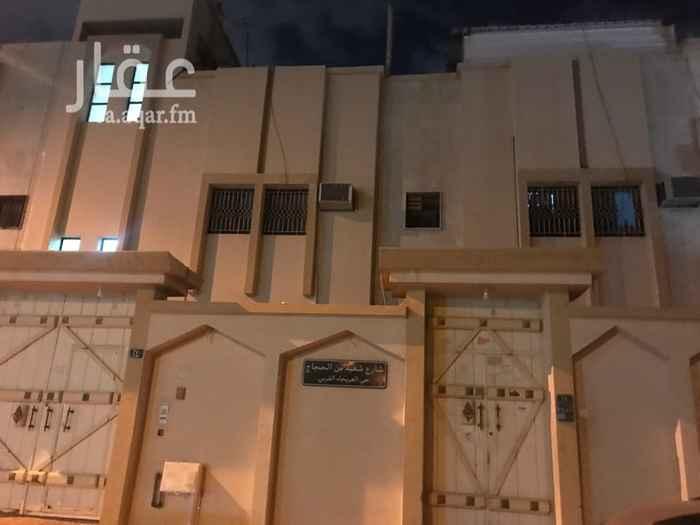 دور للإيجار في شارع شعبة بن الحجاج ، حي العريجاء الغربية ، الرياض
