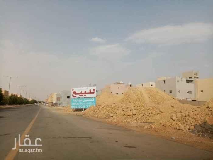 أرض للبيع في شارع عبدالقادر الجزائري ، حي الدار البيضاء ، الرياض