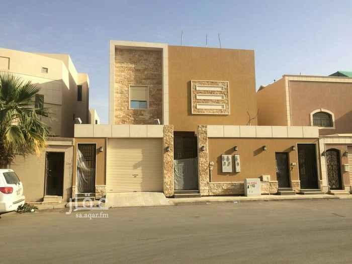 فيلا للبيع في شارع الهجرة ، حي الصحافة ، الرياض ، الرياض