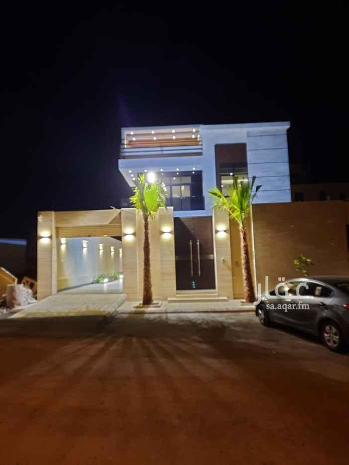 فيلا للبيع في شارع رقم 57 ، حي الملقا ، الرياض