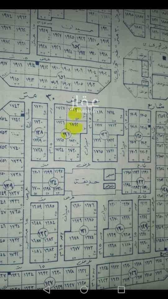 أرض للبيع في شارع ثقيف ، حي الصحافة ، الرياض