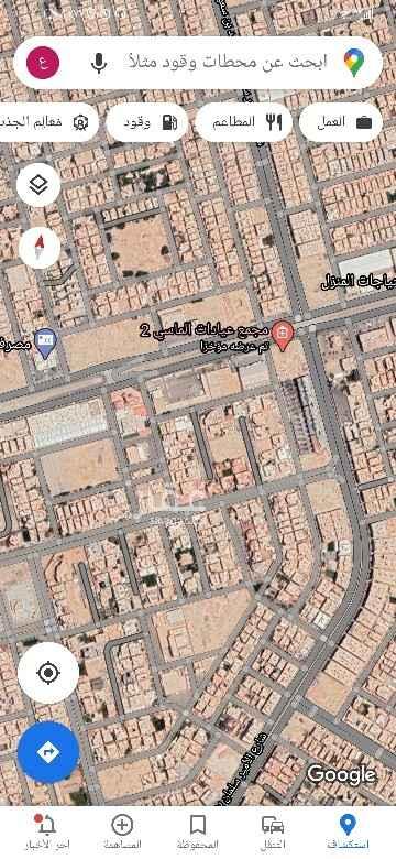 أرض للبيع في شارع الامير سلمان بن محمد بن سعود ، حي الصحافة ، الرياض ، الرياض