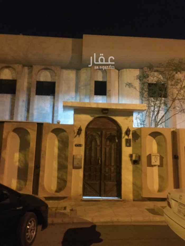 فيلا للإيجار في شارع ابي البركات ، حي الملز ، الرياض ، الرياض