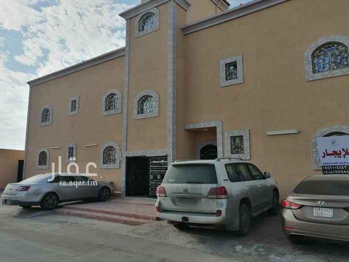 دور للإيجار في شارع عمر بن عبدالعزيز ، حي الزاهر ، الخرج ، الخرج