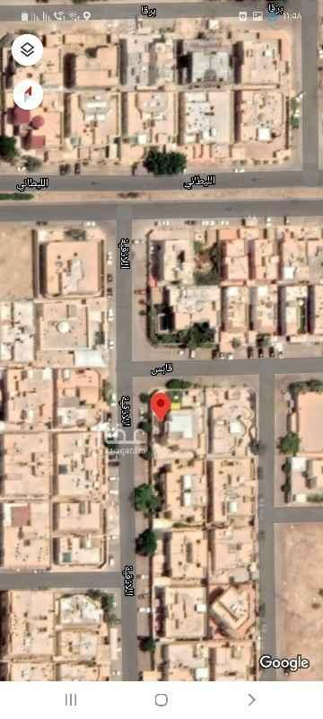 أرض للبيع في شارع القيصومة ، حي الازدهار ، الرياض ، الرياض
