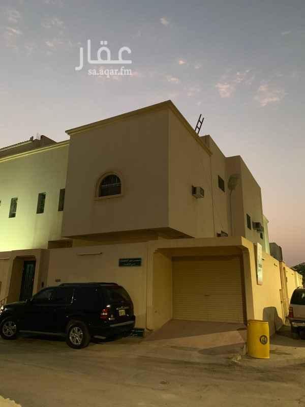 فيلا للإيجار في شارع عاصم بن الوليد ، حي الزهرة ، الرياض