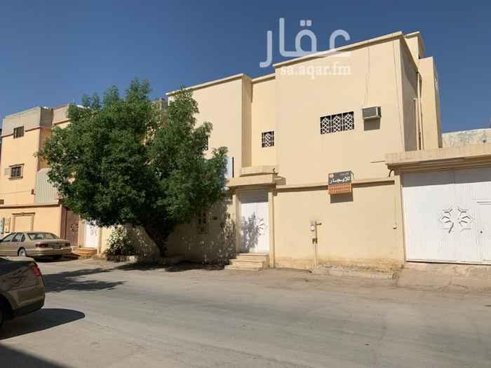 دور للإيجار في شارع حليف ، حي طويق ، الرياض