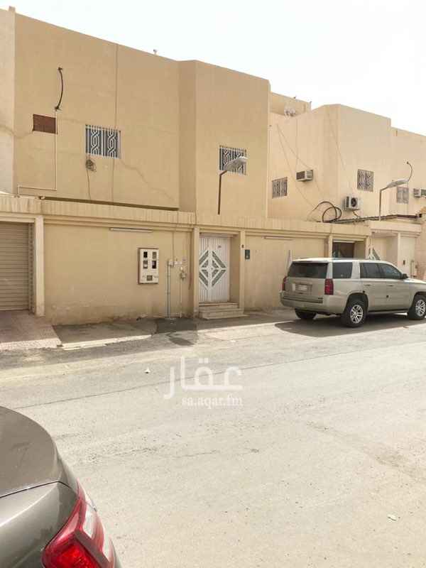 دور للإيجار في شارع حمزة بن عبد المطلب ، حي الزهرة ، الرياض ، الرياض