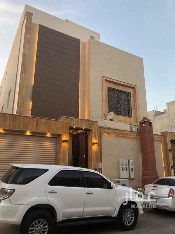 دور للإيجار في شارع الهيثم بن عدي ، حي ظهرة البديعة ، الرياض ، الرياض