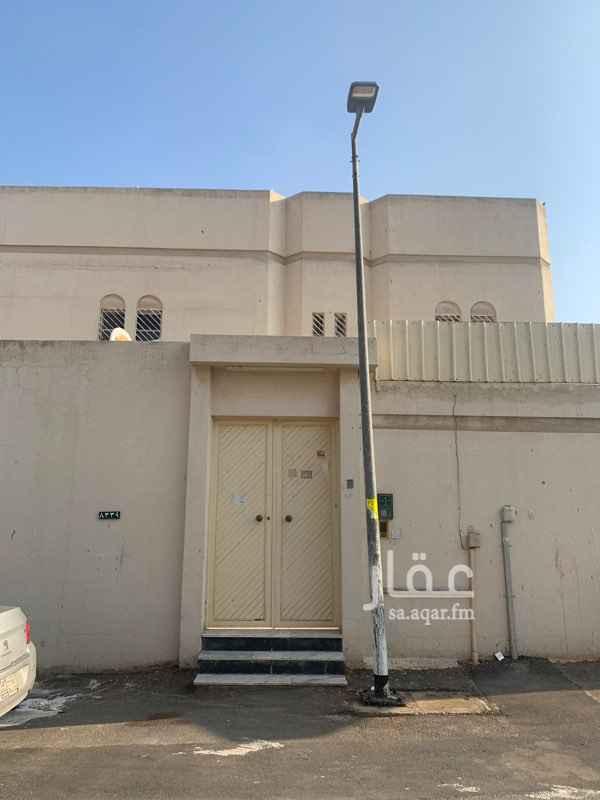 دور للإيجار في شارع عبداللطيف بن ابي النجي ، حي الزهرة ، الرياض ، الرياض