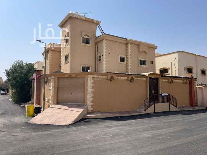 دور للإيجار في شارع المعتصم العباسي ، حي الزهرة ، الرياض ، الرياض