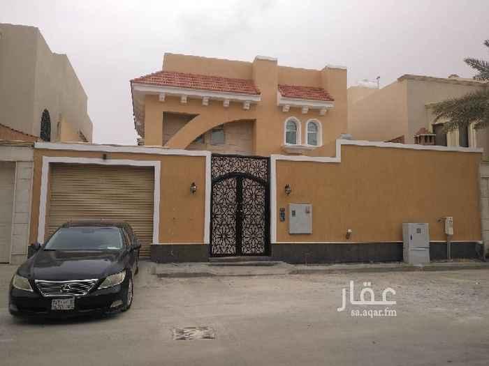 فيلا للبيع في شارع القوز ، حي اشبيلية ، الرياض