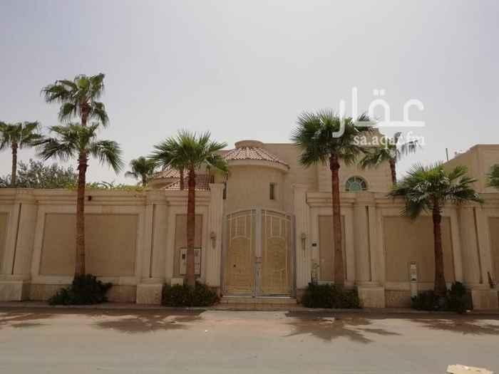 فيلا للبيع في شارع الخضيرة ، حي حطين ، الرياض ، الرياض