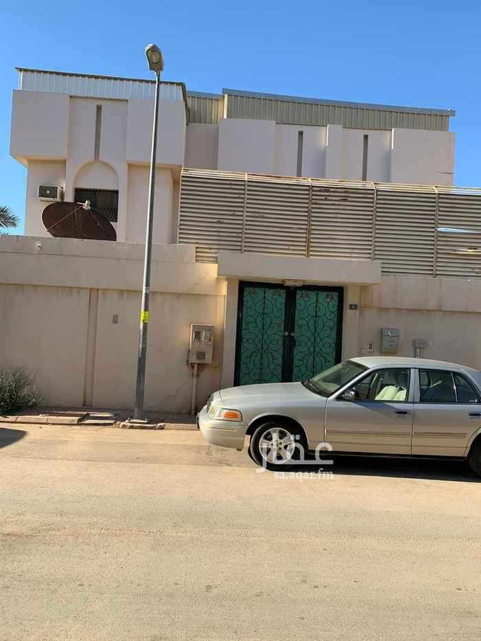 فيلا للبيع في شارع سلمة بن دينار ، حي الملك فهد ، الرياض ، الرياض