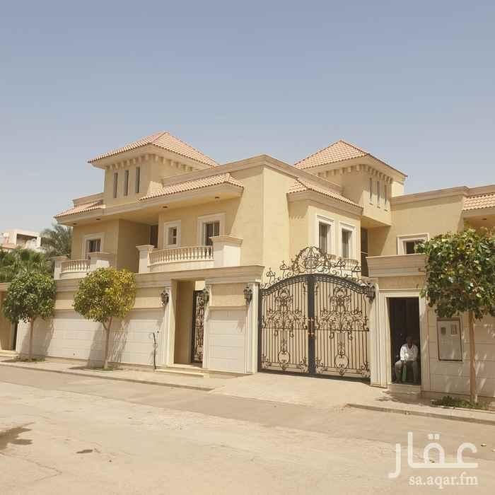 فيلا للبيع في شارع الملك الصالح ، حي الخزامى ، الرياض ، الرياض