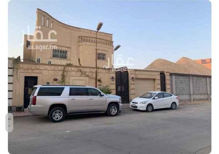 فيلا للبيع في شارع عبدالله بن سعيد ، حي العقيق ، الرياض ، الرياض
