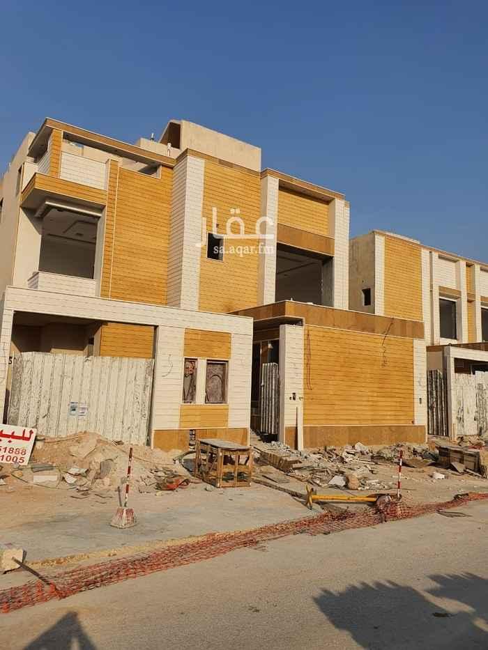 فيلا للبيع في شارع أحمد البرادعي ، حي القيروان ، الرياض ، الرياض