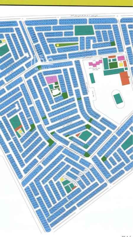 أرض للبيع في حي الزمرد ، جدة