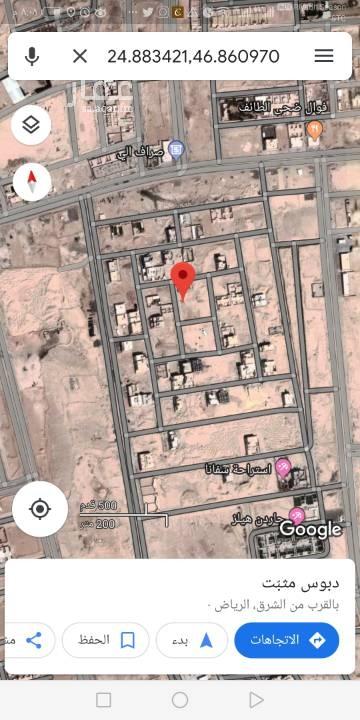 أرض للبيع في حي الشرق ، الرياض