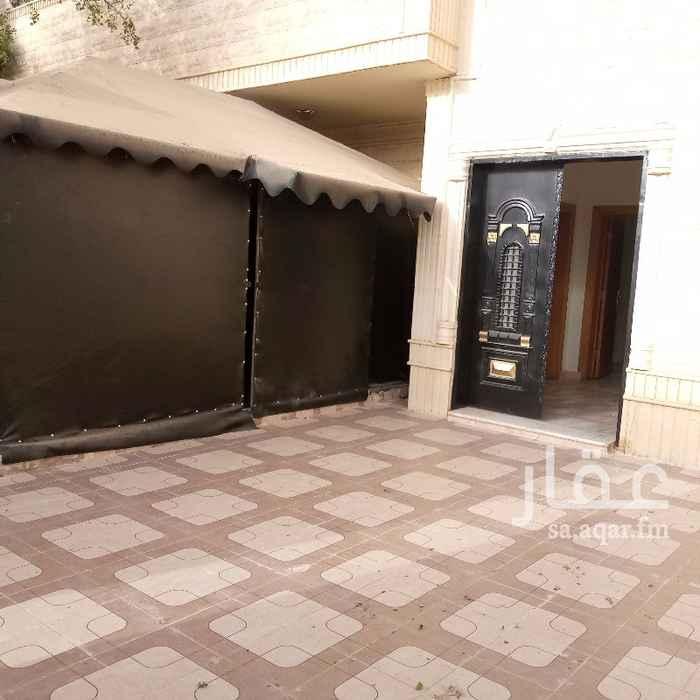 فيلا للإيجار في شارع دمياط ، حي الصحافة ، الرياض ، الرياض