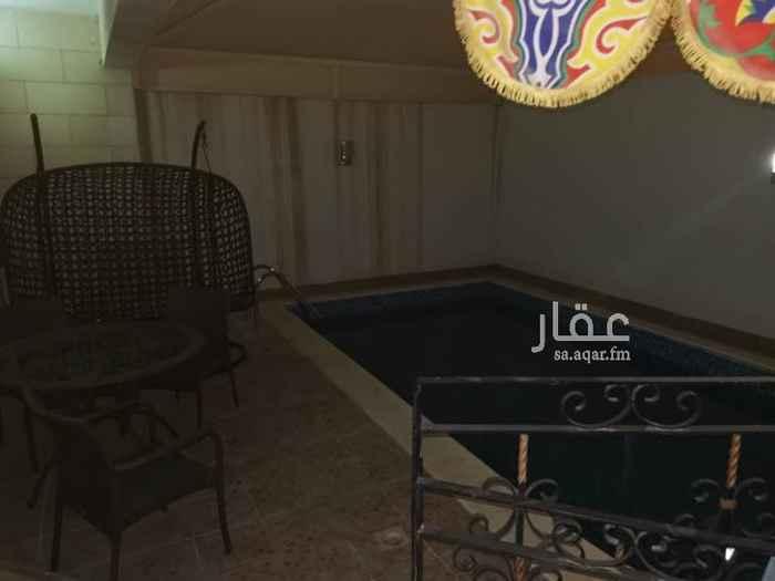 فيلا للإيجار في شارع مجاشع بن مسعود ، حي العليا ، الرياض