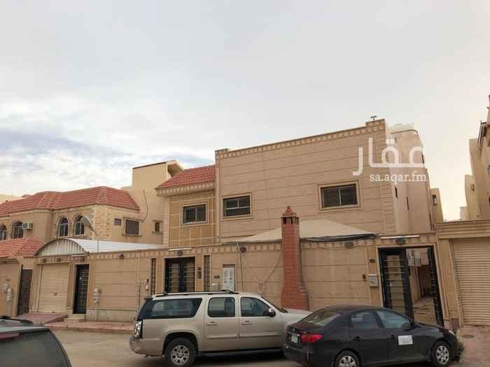 فيلا للبيع في شارع الظهران ، حي اشبيلية ، الرياض ، الرياض