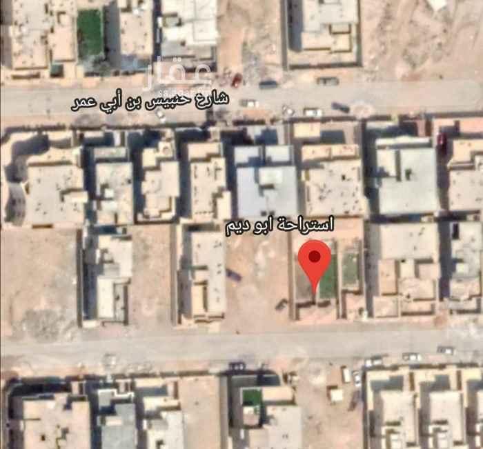 أرض للبيع في شارع حنبيس بن أبي عمر ، الرياض ، الرياض