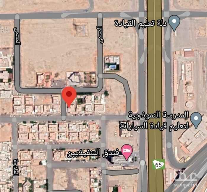 أرض للبيع في شارع علي البكري ، حي العقيق ، الرياض ، الرياض