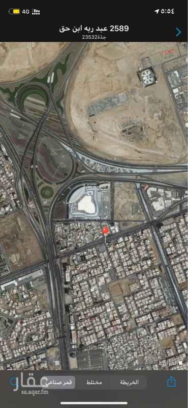 أرض للبيع في شارع عمر ابو زرعه ، حي النزهة ، جدة ، جدة