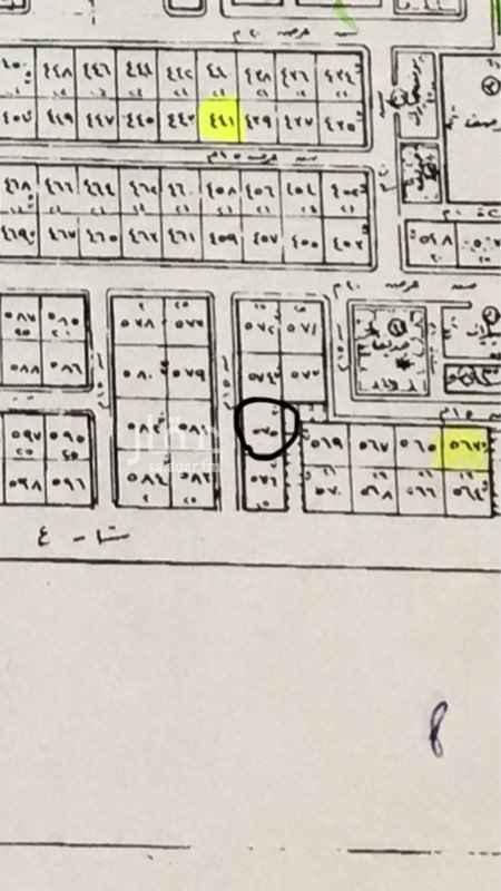 أرض للبيع في قصر الامير سعود بن سلمان في محافظة رماح ، رماح