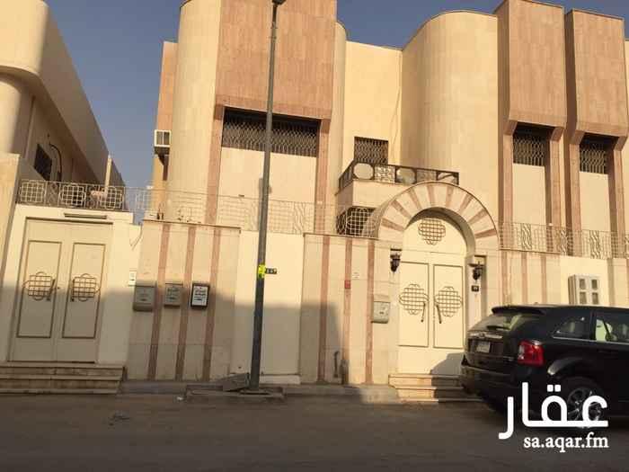 فيلا للبيع في شارع ابن السقاء القرطبي, الملك فهد, الرياض